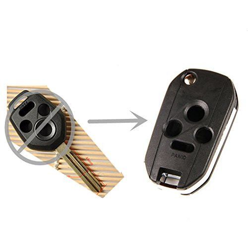 For Subaru Outback Impreza Foreste Keyless Entry Remote Flip Key Fob Case Shell Impreza Subaru Outback Subaru