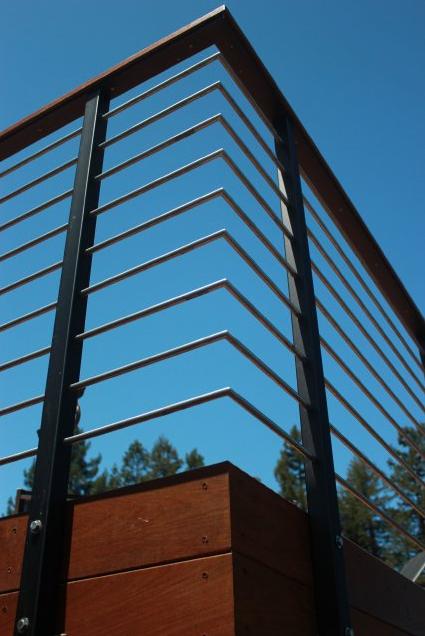 Stainless Steel Wedge Lock posts 6