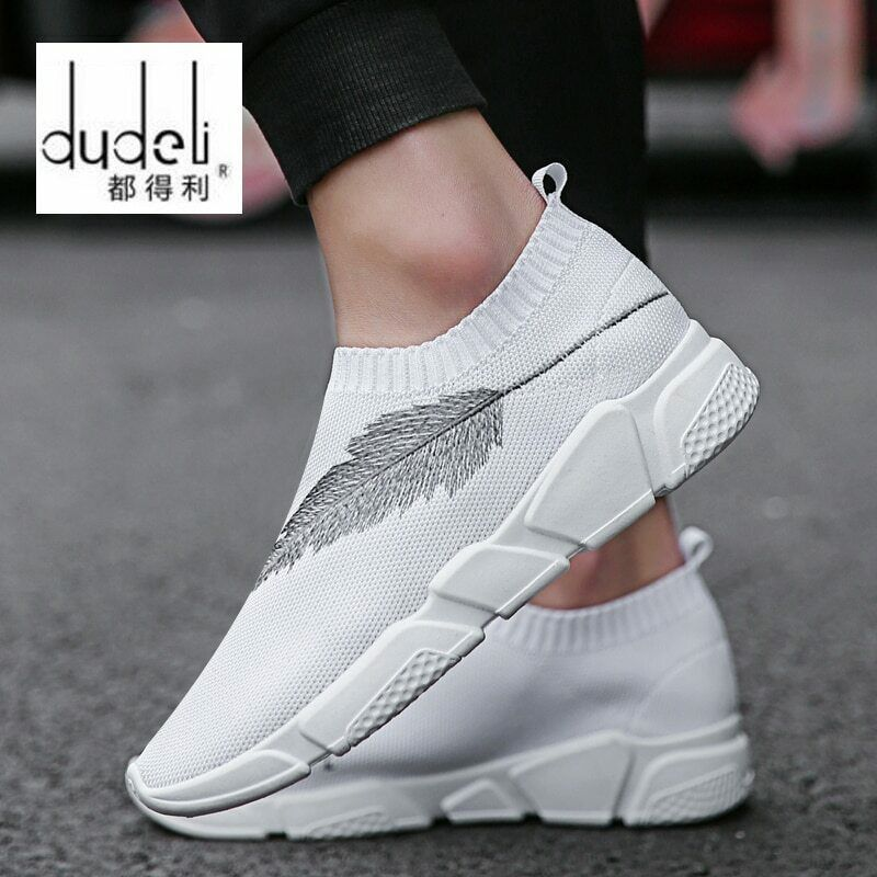 New Cool Athletic Men Sneakers Summer