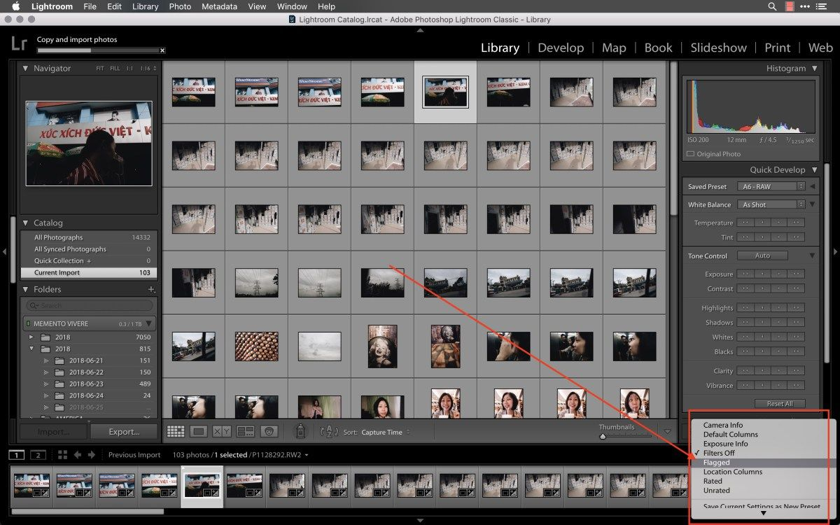 Practical tips how to be more productive in Adobe Lightroom