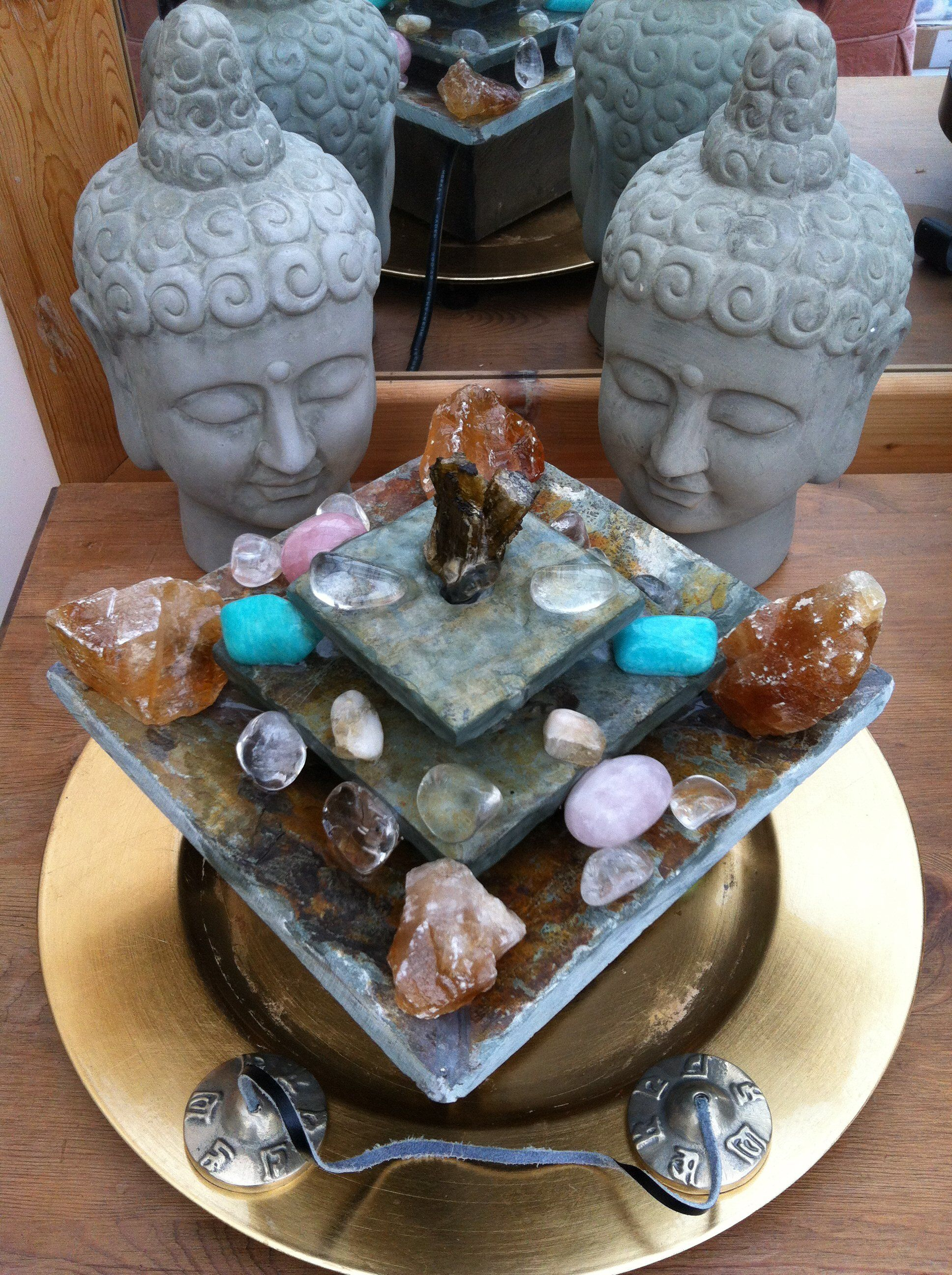 Sue has been a great friend since we each enrolled into the Hibiscus Moon Certified Crystal Healing Course. I hope to be as great to hear as she has been to me. <3 Sue!