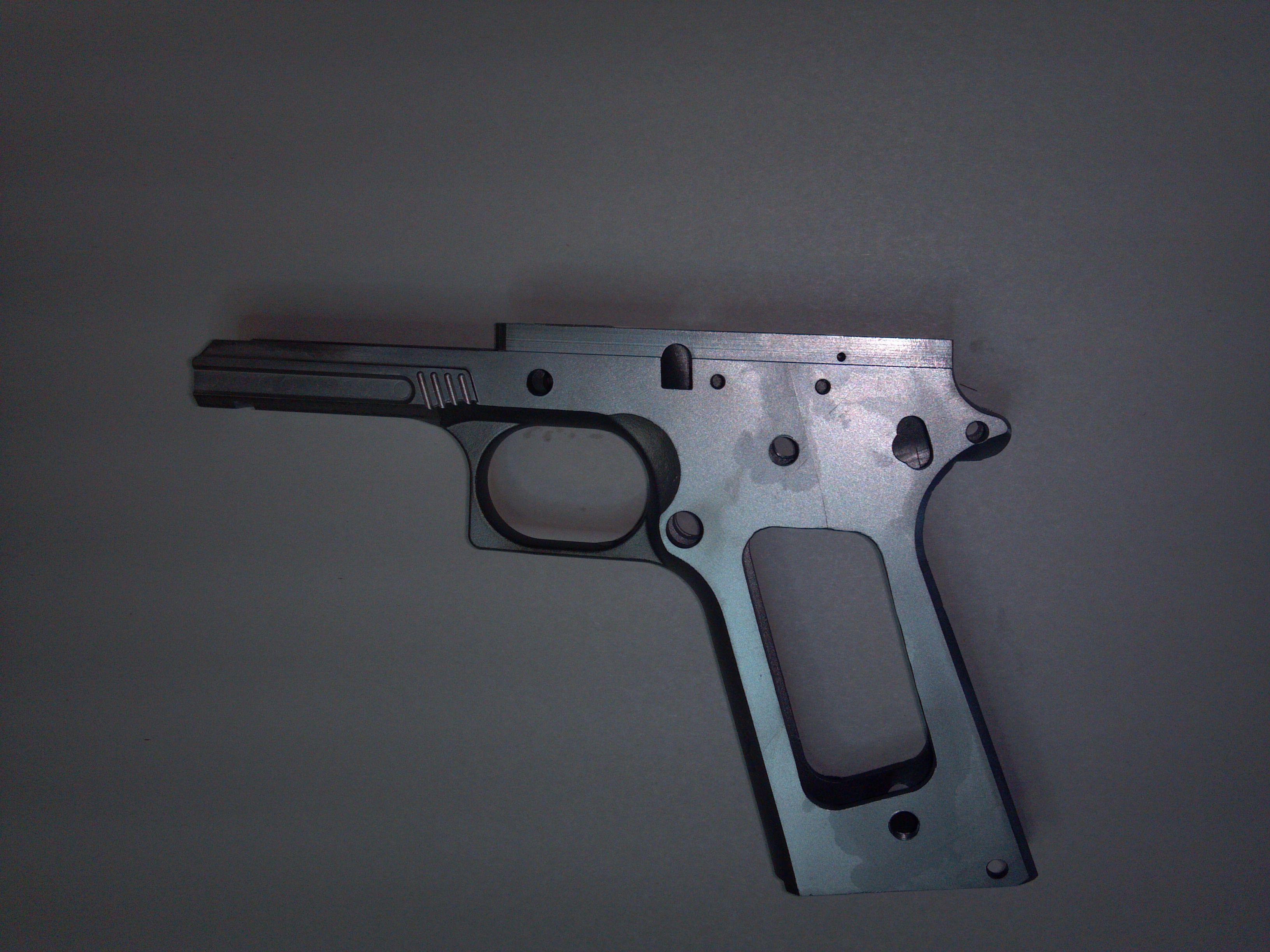 80 Percent 1911 Frame | 1911 | Pinterest | Percents, Guns and Weapons