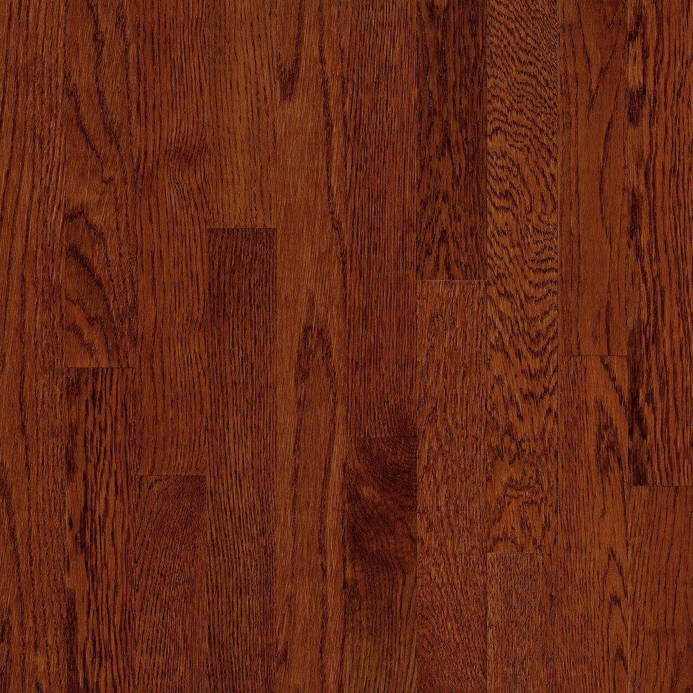 Bruce Take Home Sample Natural Reflections Natural Oak Solid
