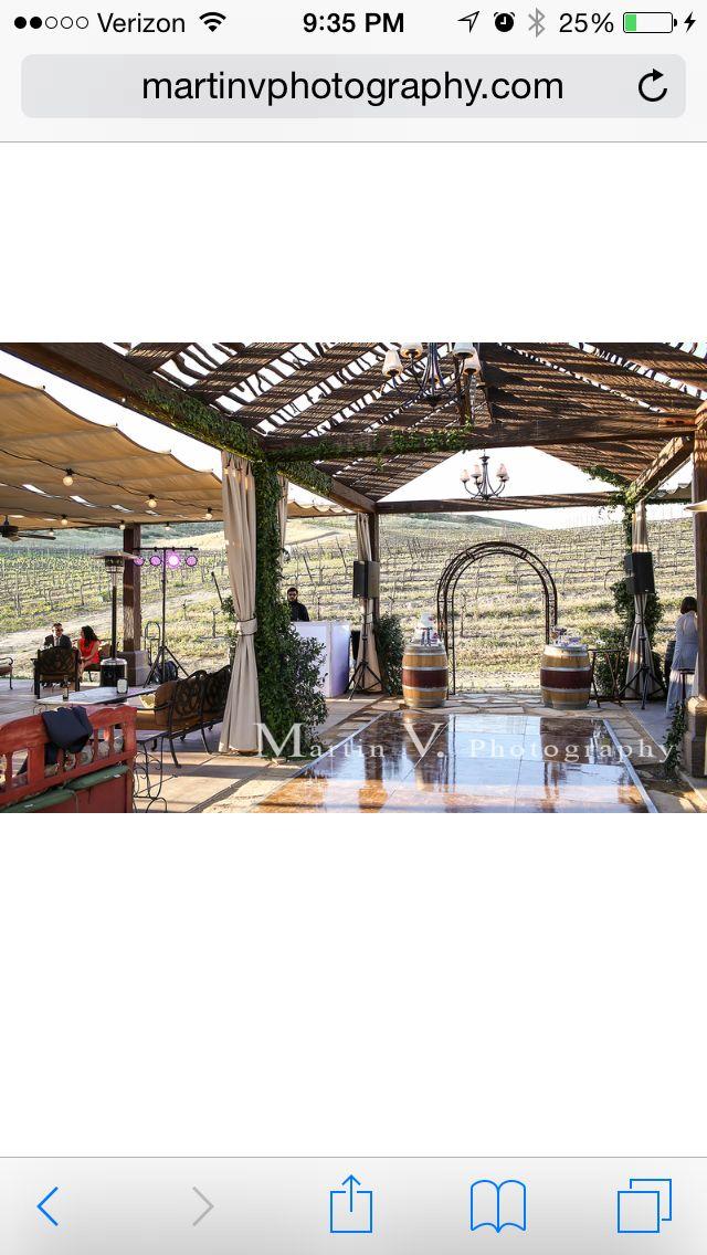Dance floor Outdoor structures, Dance floor, Pergola