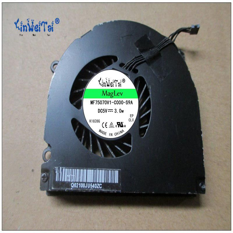 New Laptop Cooling Fan For Apple Macbook Pro 15 A1286 Mb470 Mb471
