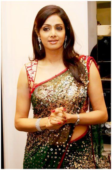 Actress Sridevi Hot | Sridevi Kapoor | Pinterest