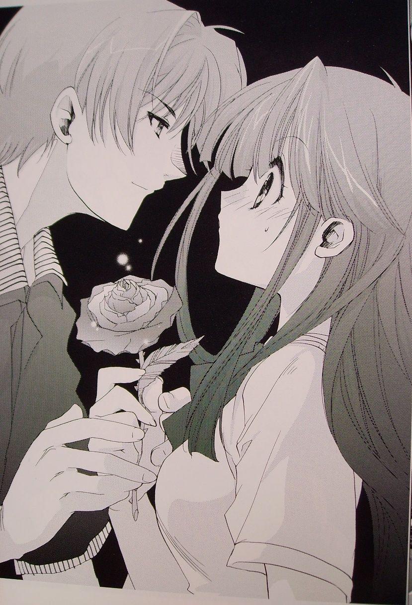 Dengeki2.JPG (829×1216) Anime romance, Otaku issues