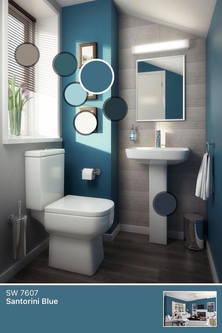 Love The Color Scheme Remodelaciondebanos Modern Bathroom Colours Small Bathroom Paint Small Bathroom Colors