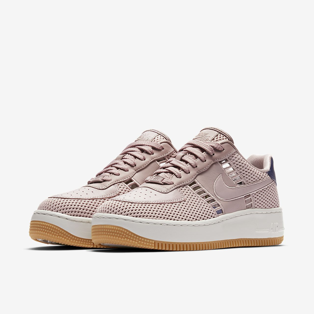 quality design 5ef91 577f1 Chaussure Nike Air Force 1 Upstep SI pour Femme