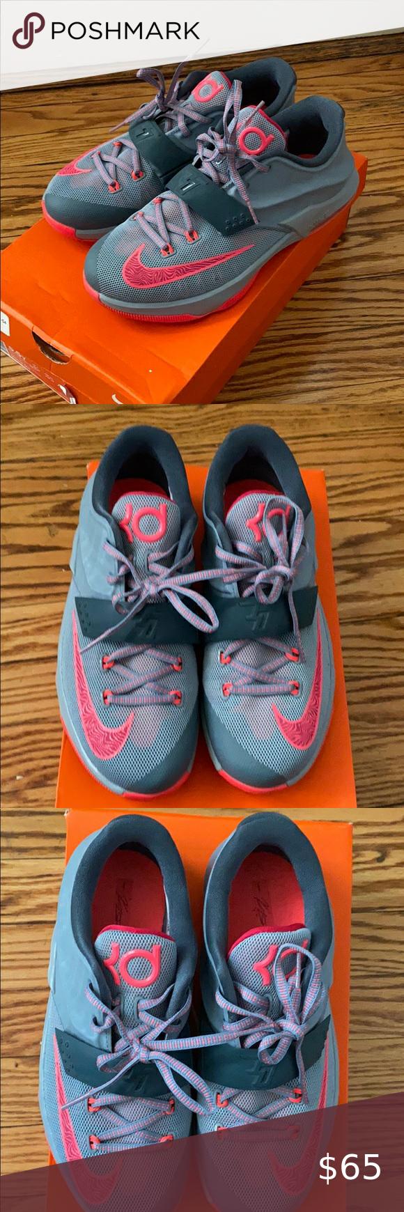 Nike KD 7 Sneakers in 2020   Sneakers, Nike, Womens shoes ...