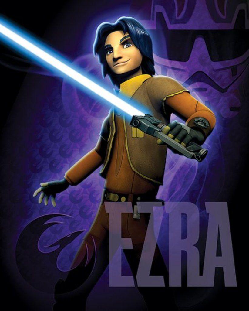 Star Wars Rebels Ezra Official Mini Poster Star Wars Rebels Ezra Star Wars Rebels Star Wars Cartoon