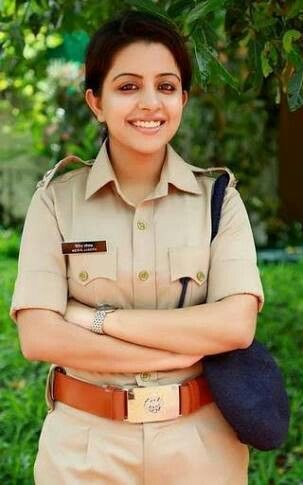 A Lady IPS Officer #IPS #police #india #indian   woww in 2019