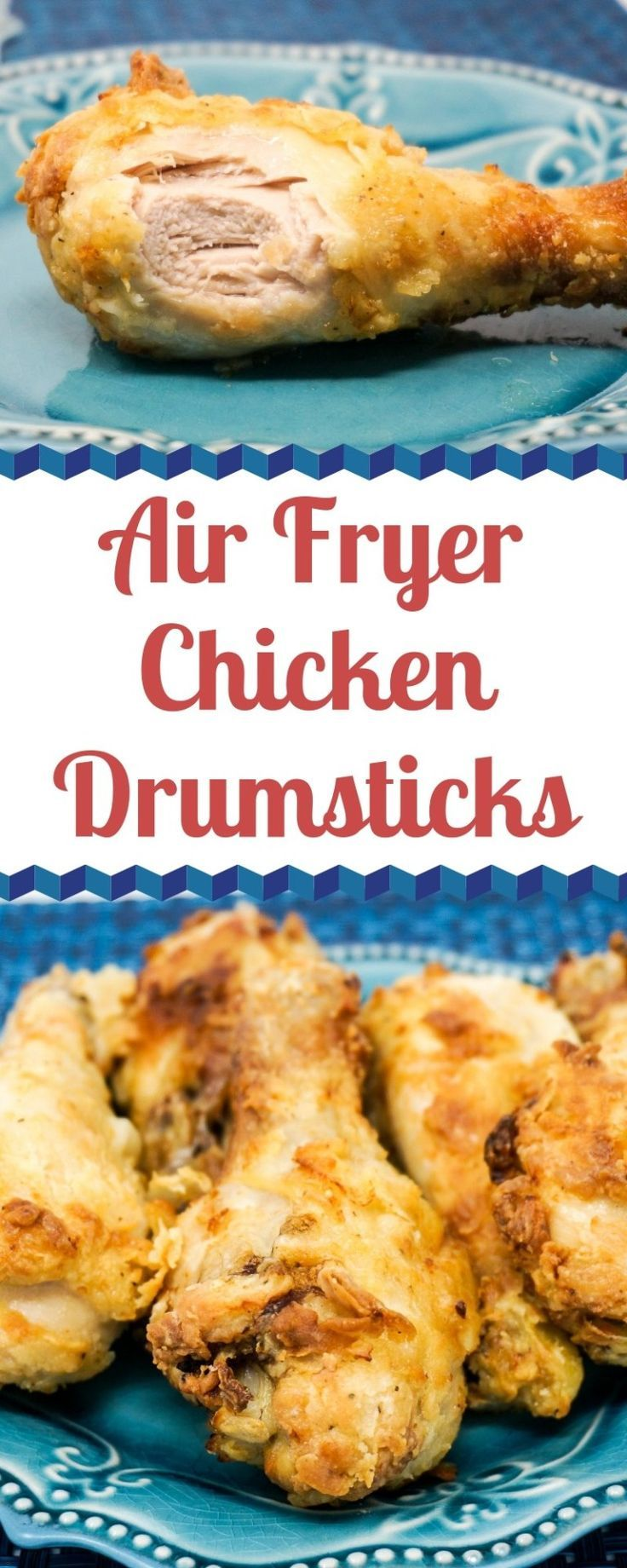 Air Fryer Chicken Drumsticks Recipe in 2020 (With images