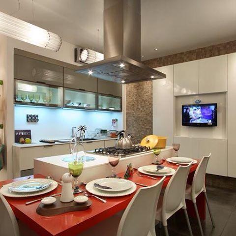 Morar mais 2008 - cozinha @andreserraalencar  #cozinha #home #design #kitchen #interior #interiordesign #arquitetura
