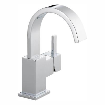 268 00 Home Depot Vero Single Hole Single Handle Bathroom Faucet With Metal Drain Assem In 2020 Single Hole Bathroom Faucet High Arc Bathroom Faucet Bathroom Faucets