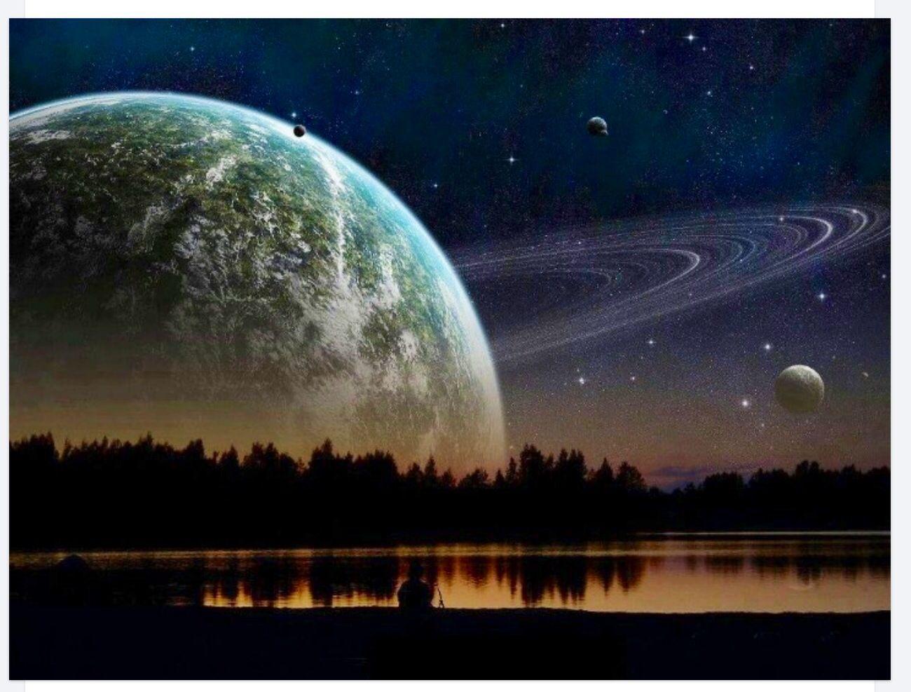 Mazha's Planet, Blue Mount