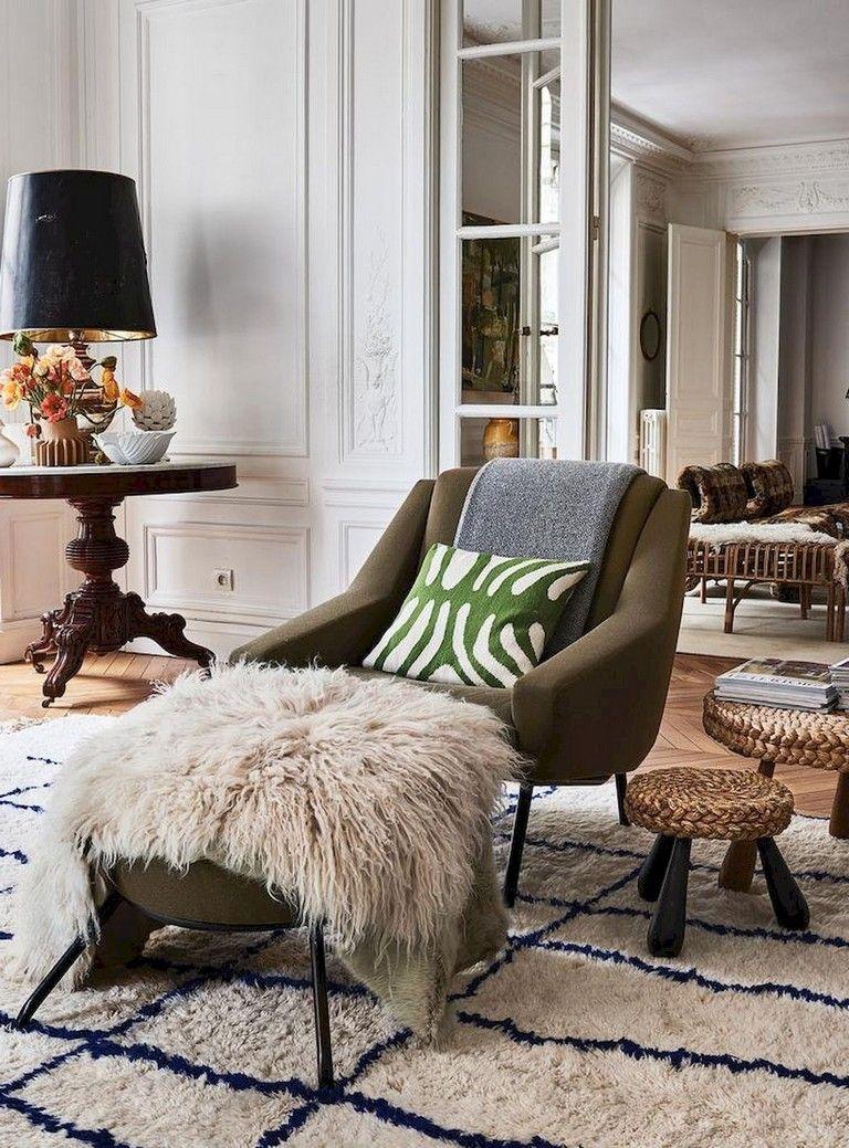 103 Amazing Parisian Chic Apartment Decor Ideas
