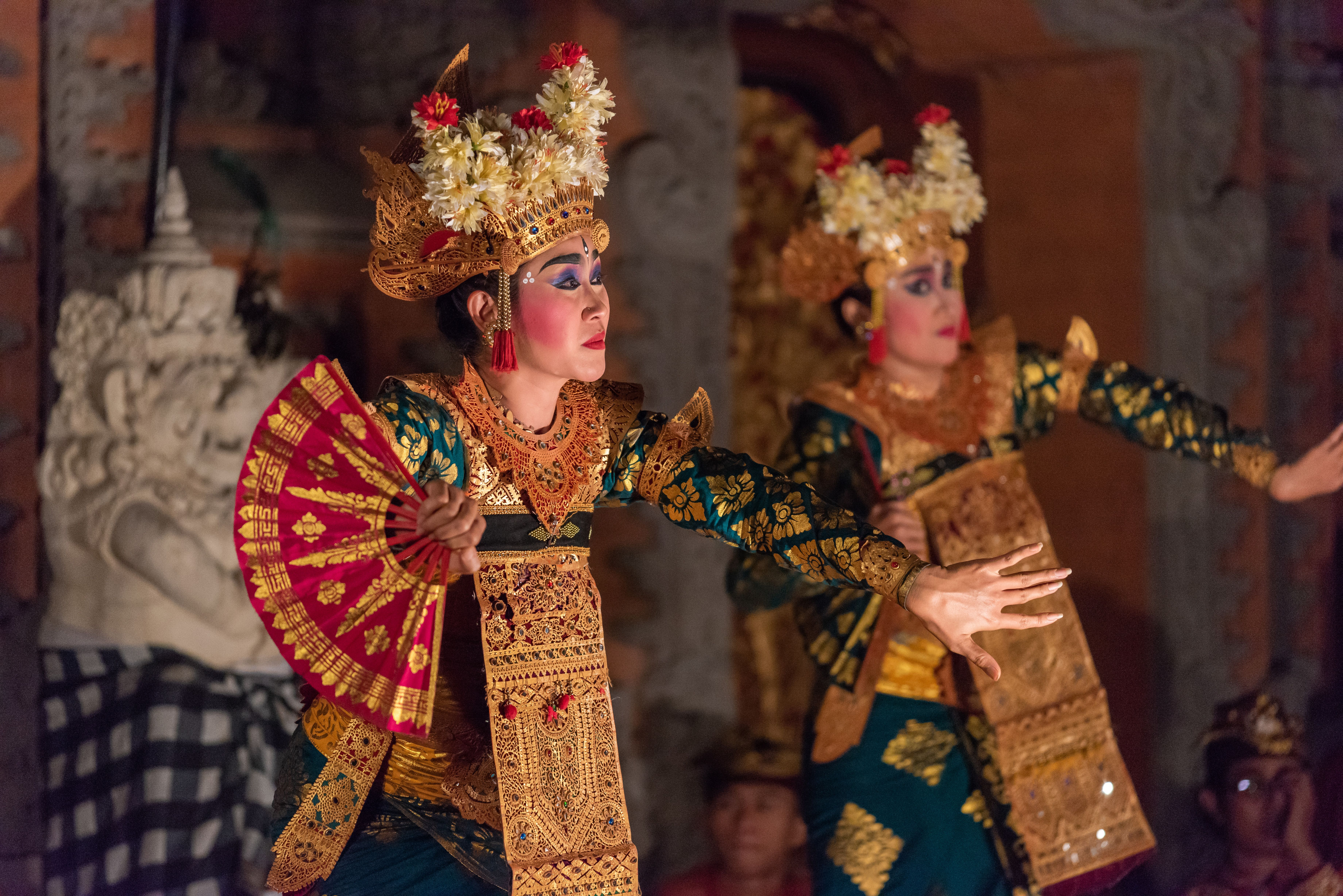 Balinese Dance Is An Ancient Dance Tradition That Is Part Of