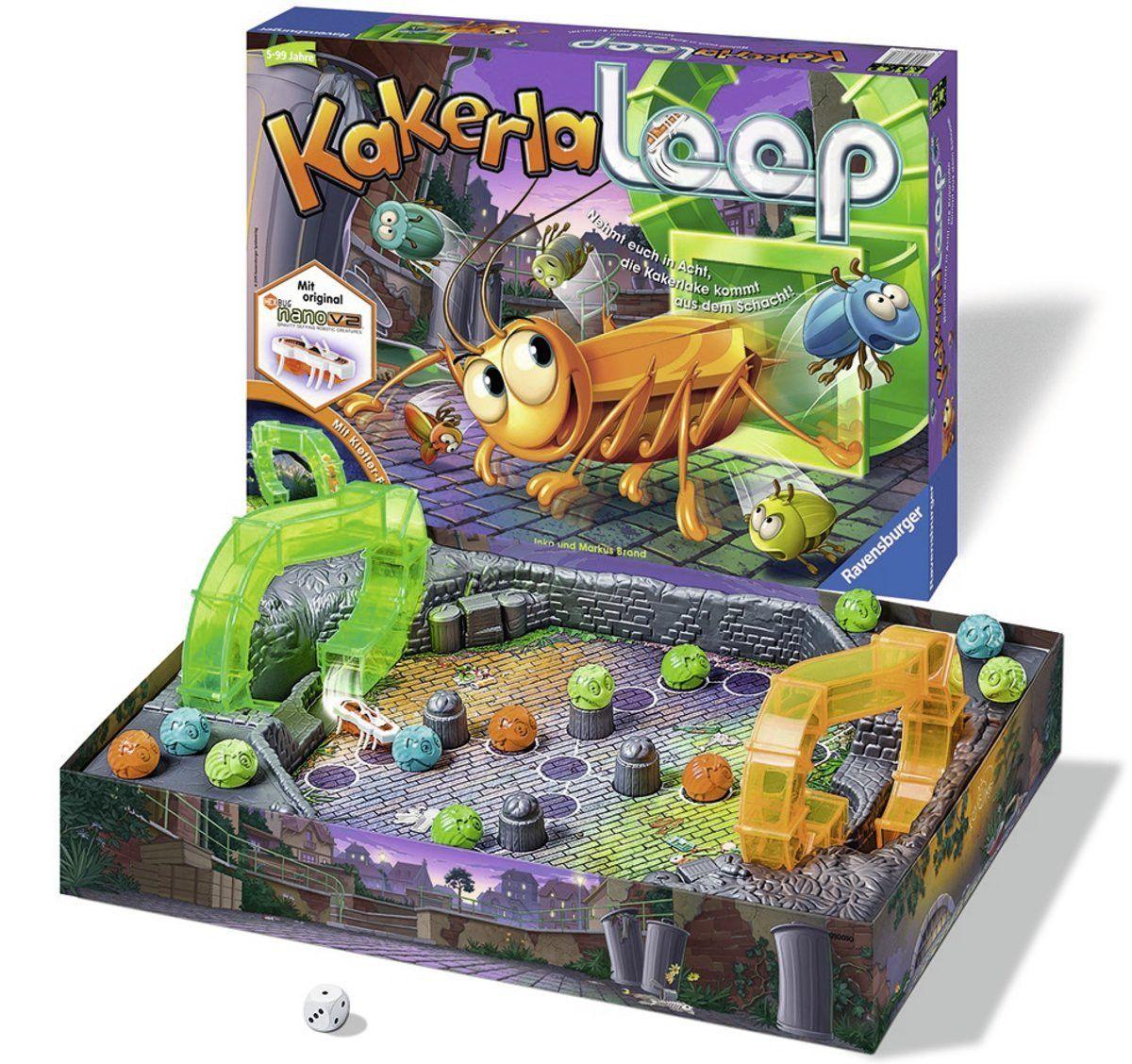 Kakerlaloop Spiele für kinder, Spiele, Kakerlaken