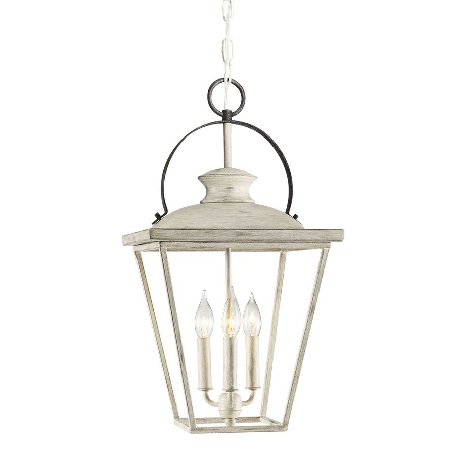 Kichler Arena Cove Distressed Antique White And Rust French Country Cottage Lantern Pendant Light Lowes Com Lantern Pendant Lighting Country Pendant Lighting French Country Cottage