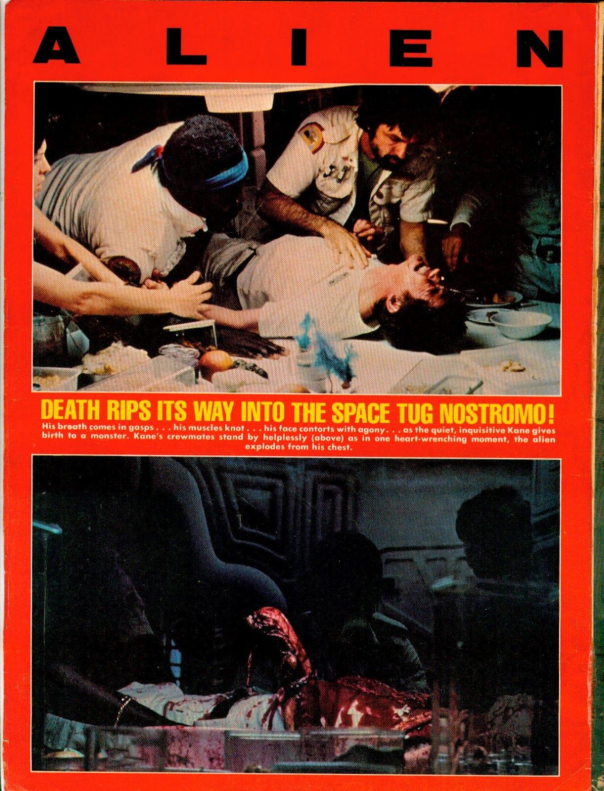 Dr. Theda's Crypt: Alien (1979)...