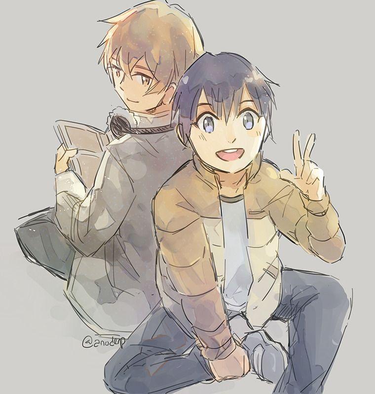 Boku Dake Ga Inai Machi Tumblr Anime Anime Characters Anime Fanart