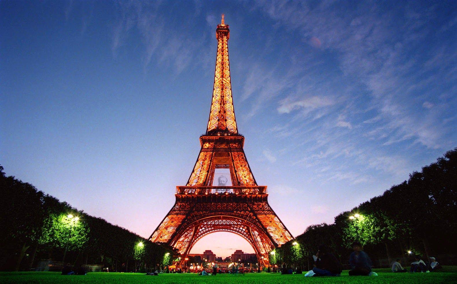 برج ايفل خلفيات Cidade Lume Imagens Incriveis