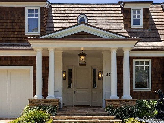 The Front Door Entrance Ideas Above Is Used Allow The Decoration - Beach house front door ideas