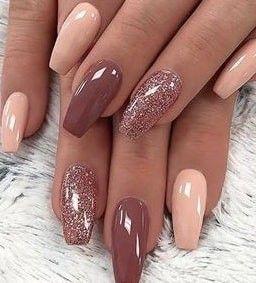 pinanja hahne on anja nails  coffin nails designs