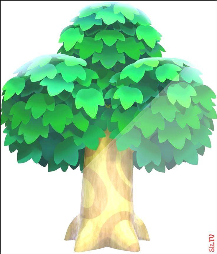 Tree Animal Crossing New Leaf ACNL Animal crossing
