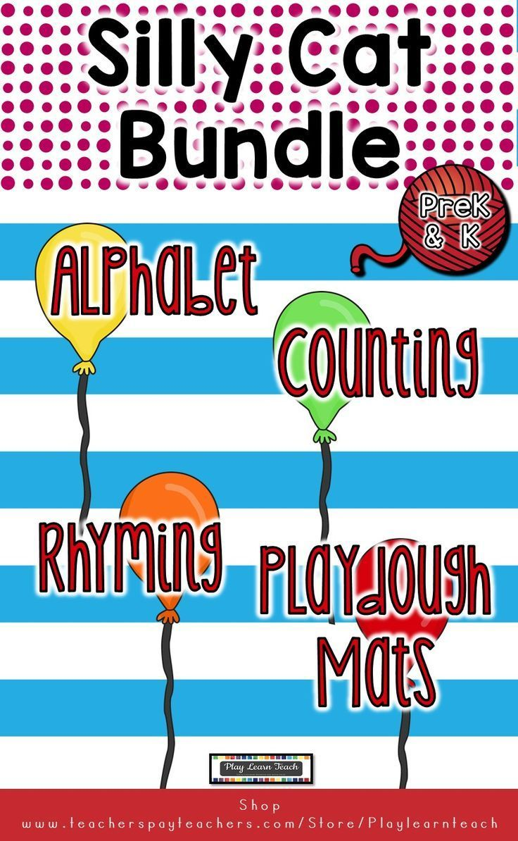 Alphabet and Counting Bundle Rhyming words, Word family