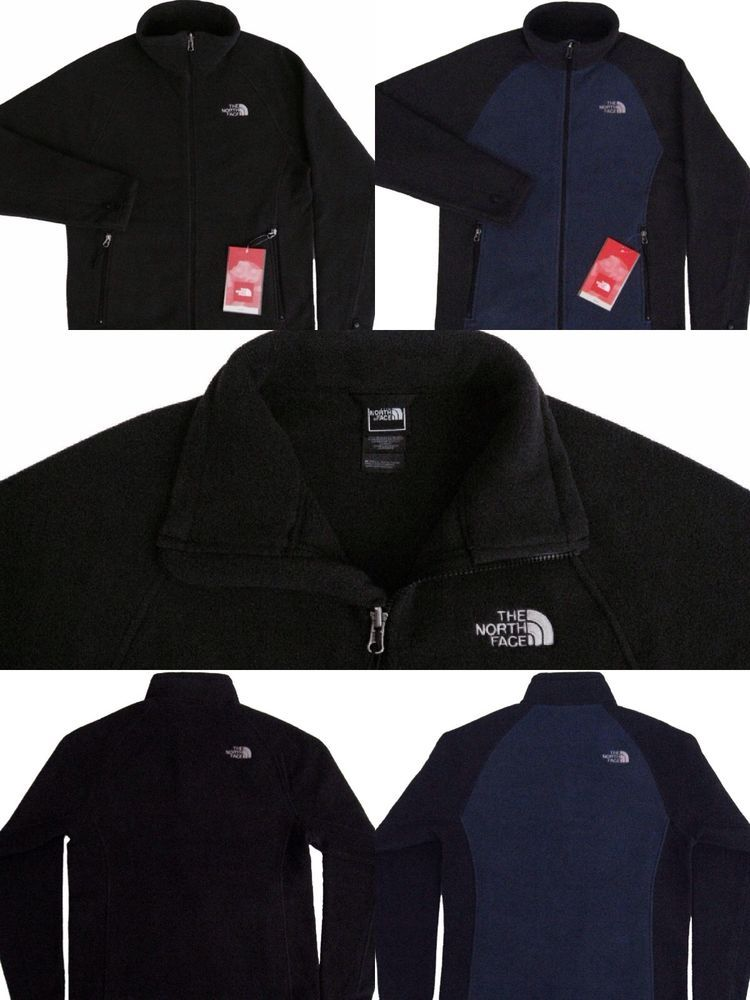 a12afa466 Details about THE NORTH FACE Mens Straton Jacket Fleece Brother ...