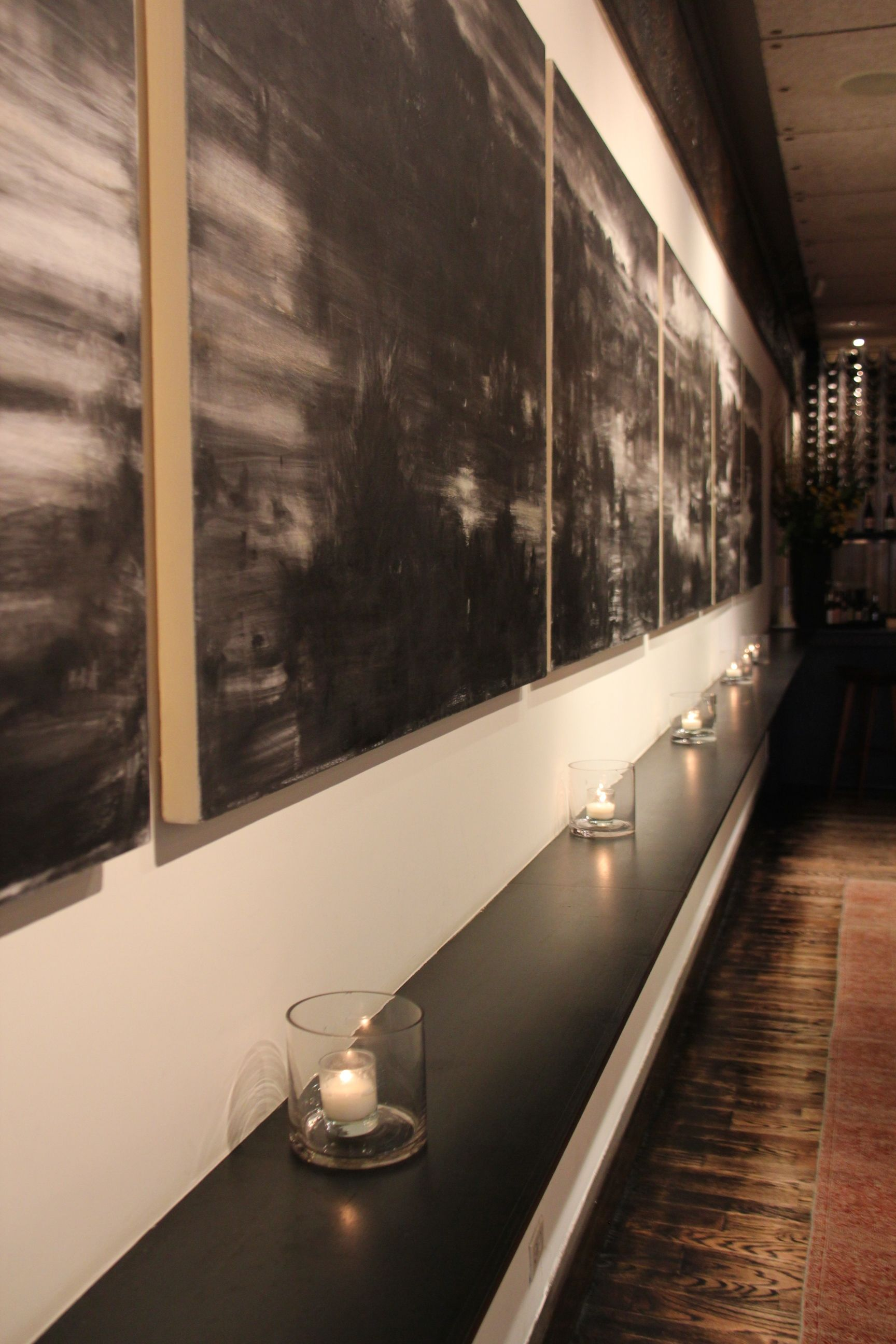 Craft NYC Entrance To Private Dining Room