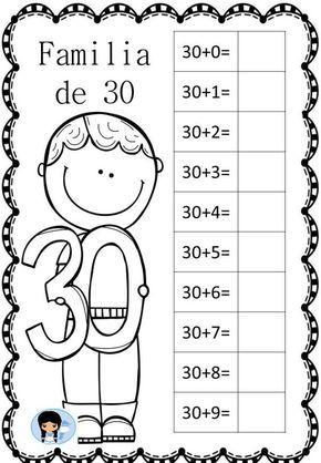 abn-vamos-a-trabajar-las-familias-de-numeros7 | Preescolar ...