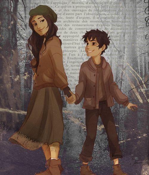 Nico And Bianca Percy Jackson