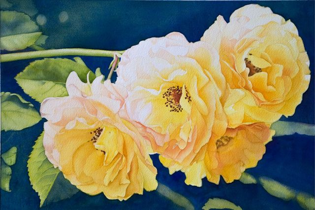 Suzanne Hull Wilson Watercolors
