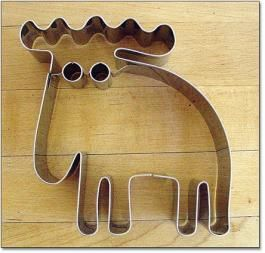 Image result for farg form moose cookie cutter