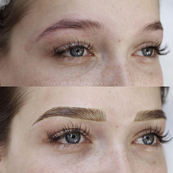 38+ Astonishing Feather eyebrow tattoo vs microblading ideas in 2021