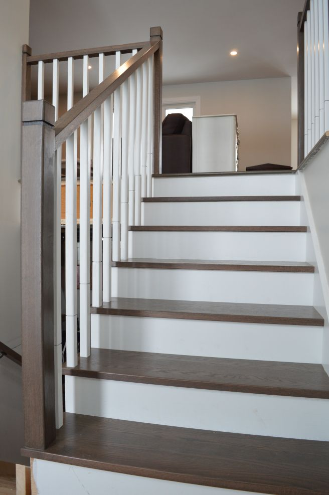 Best Week 26 Zen Stairs And Handrail With Square Spindles 400 x 300