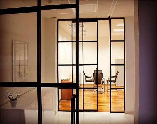 """Industrial loft doors on Instagram: """"Industrial doors …"""