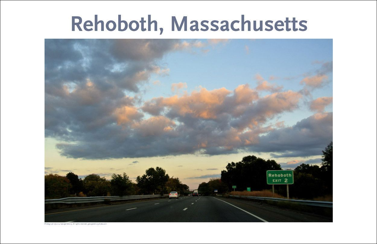 Rehoboth, Massachusetts, Place Photo Poster Collection #190