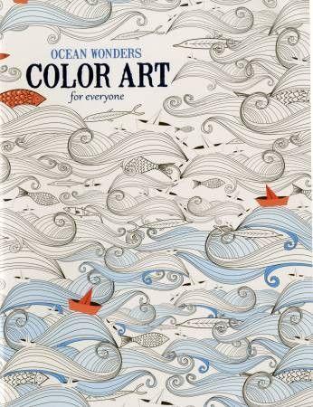 Ocean Wonders Color Art