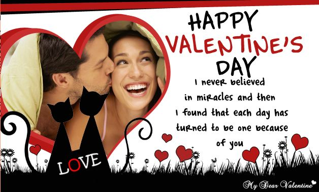 Valentine Greeting Cards Valentine Pictures – Valentines Card for Girlfriend