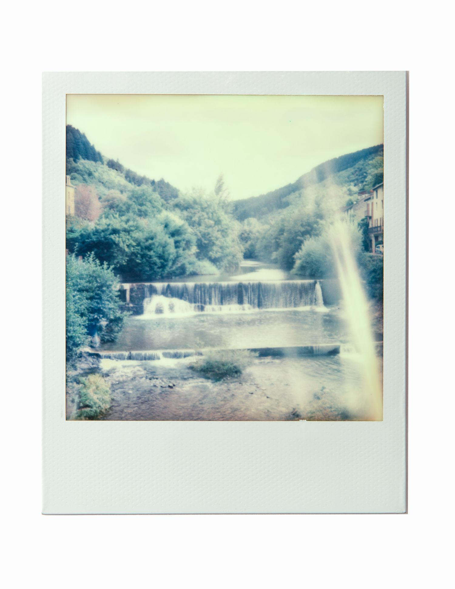 AVEYRON - FRANCE - 2015 -  SX-70 POLAROID CAMERA WITH  IMPOSSIBLE PROJECT FILM - Photography by Pedro Loreto - www.pedroloreto.com