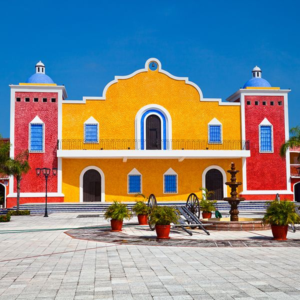 Κλασικό Μεξικό   Manessis Travel