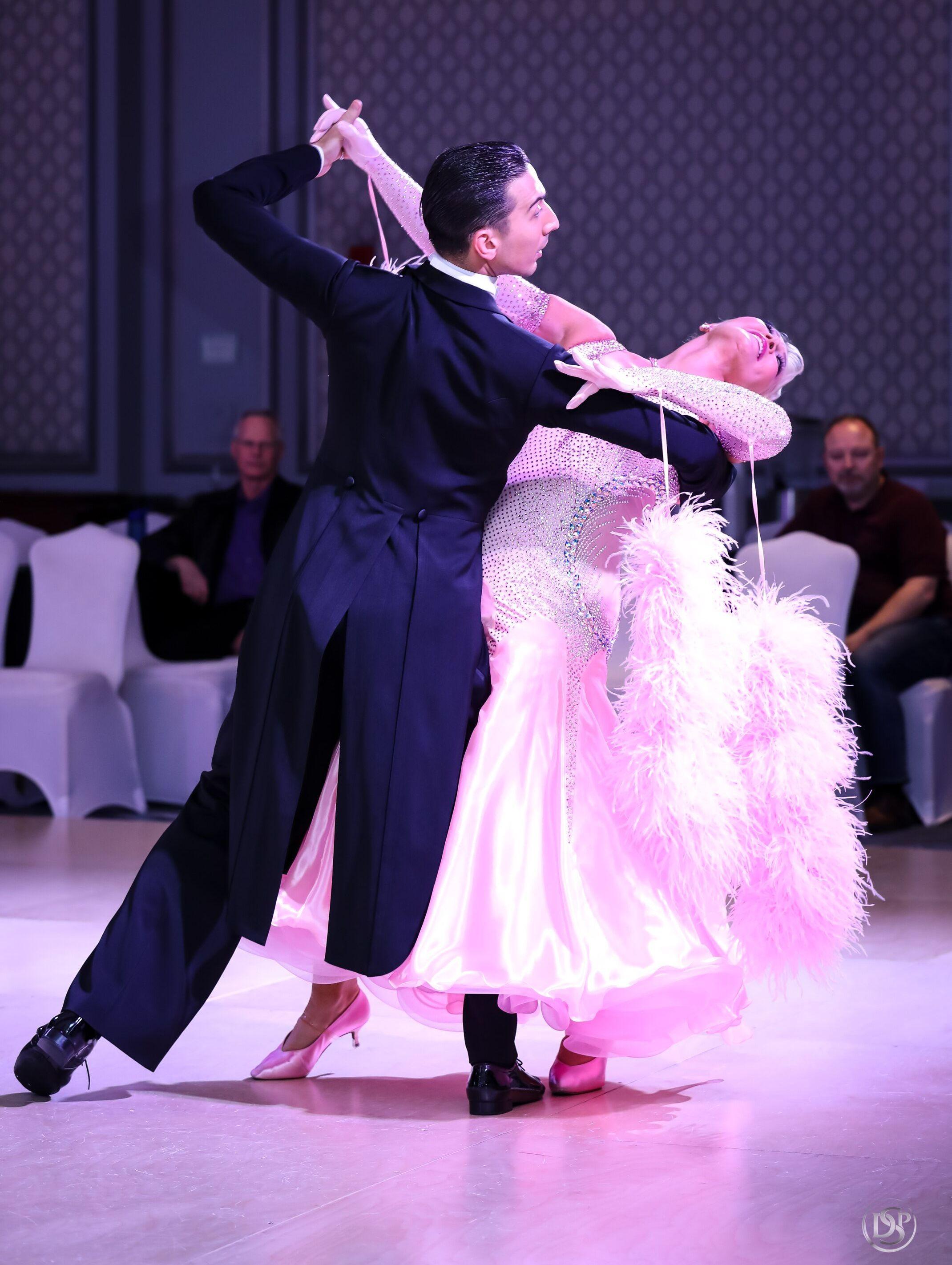 Charlene proctor and mikhail zharinov dance the