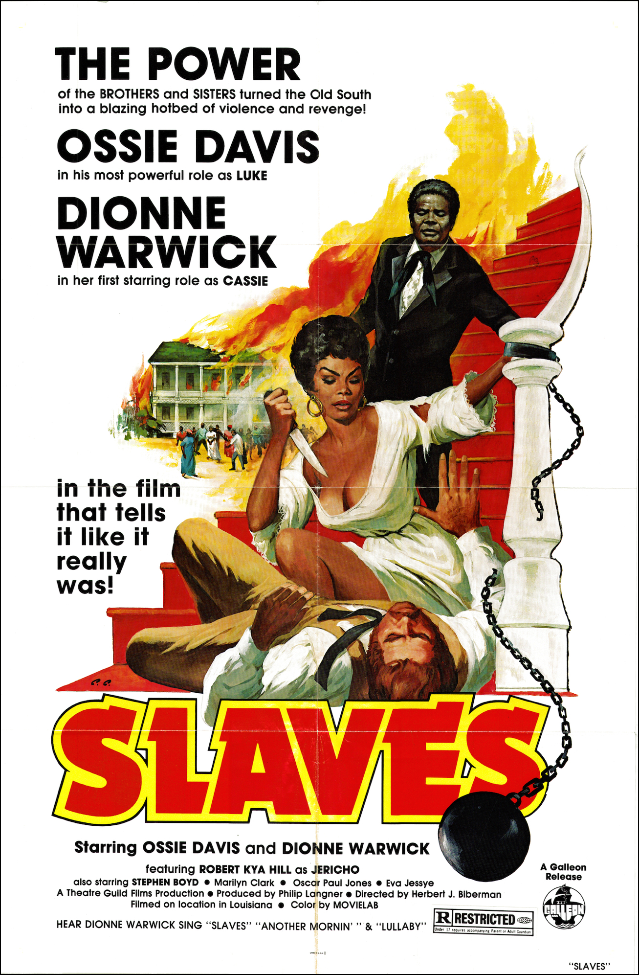 film slaves 1969 Slaves trailer (1969)  film & animation show more show less loading autoplay when autoplay is enabled, a suggested video will automatically play next.