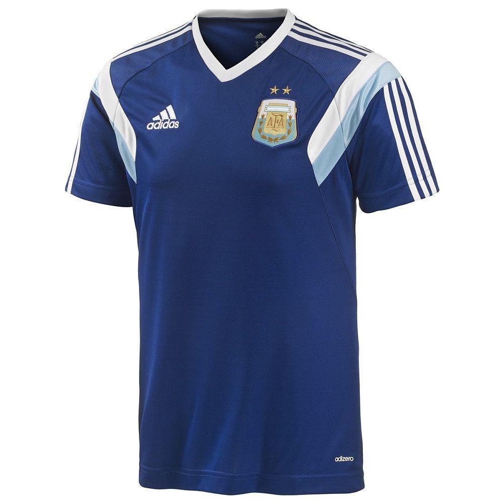 693464d4afe adidas Argentina Training Jersey