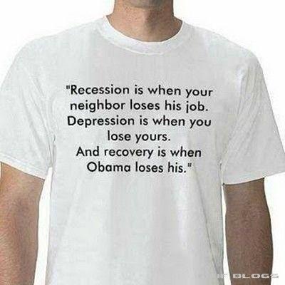 Anti Obama T Shirt