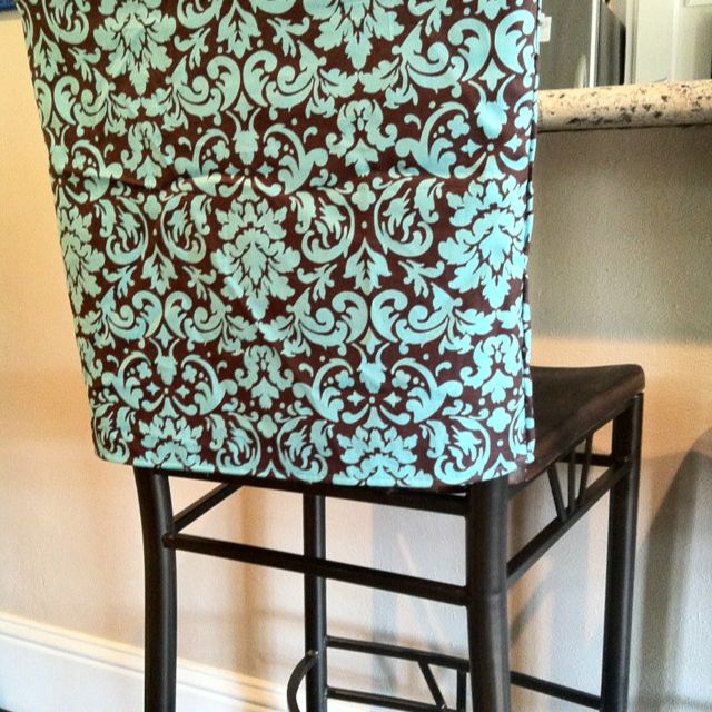 Bar stool covers & Bar stool covers | Real Life Pinterest | Pinterest | Bar stool ... islam-shia.org